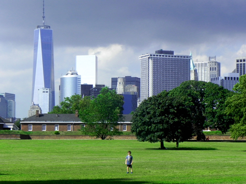 Governors Island, 2014