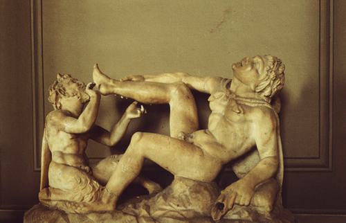 Satyr's Touch (Vatican, 1988)